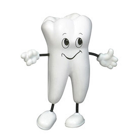 Tooth Figure Stress Reliever