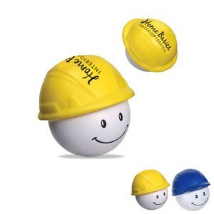 Hard Hat Mad Cap Stress Reliever