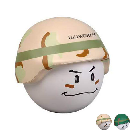 Soldier Mad Cap Stress Reliever