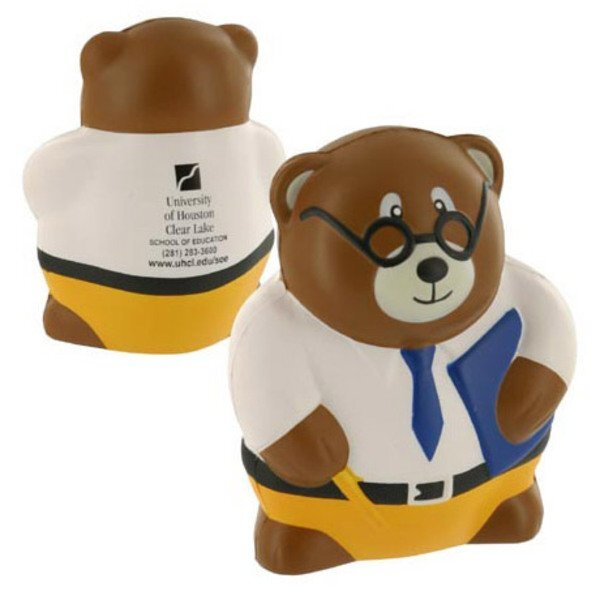 Teacher Bear Stress Reliever