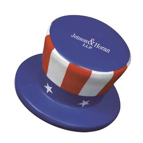 Uncle Sam Hat Stress Reliever