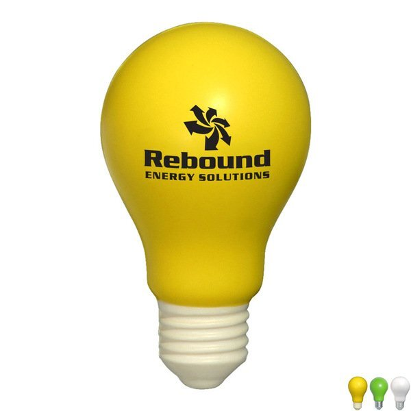 Lightbulb Stress Reliever