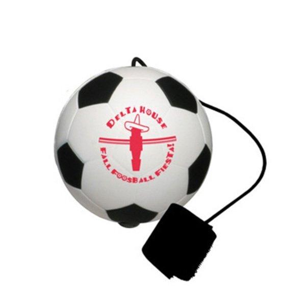 Soccer Ball Stress Shape Yo-Yo