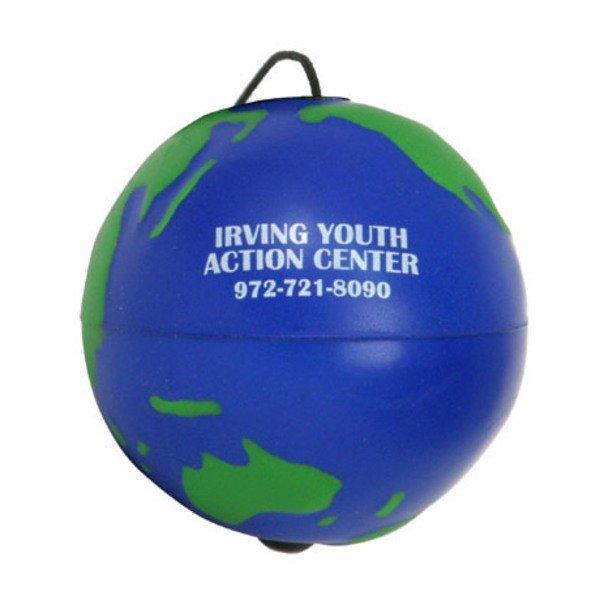 Earth Ball Stress Reliever Yo-Yo